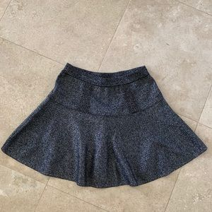 Candie's XS Metallic Skirt